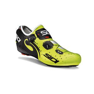 SIDI-Cubre-zapatillas-lycra-wire-aerodinamico-blanco-rojo-NEGRO-FLUOR