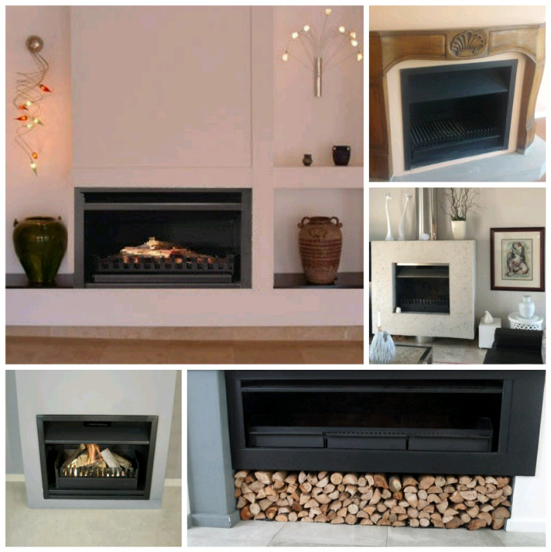 Built it fireplaces made to specs