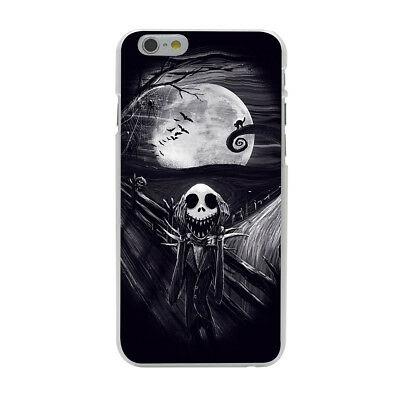 The Nightmare Before Christmas Jack Hard Cover Case For iPhone Galaxy Huawie New