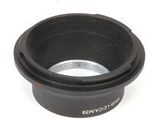Leica Leitz Visoflex M39 Lens For Mamiya 645 Body Adapter
