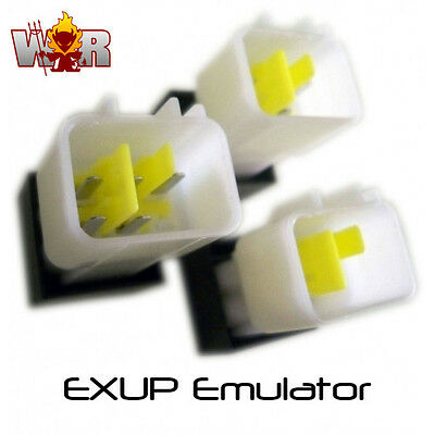 FZS1 Exhaust Valve Eliminator EXUP FI Light Removal vizi-tec Yamaha FZ-10