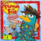 Phineas And Ferb Holiday Favorites 0050087169305 CD