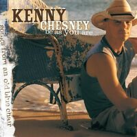 Kenny Chesney - Be As You Are [new Cd] on sale