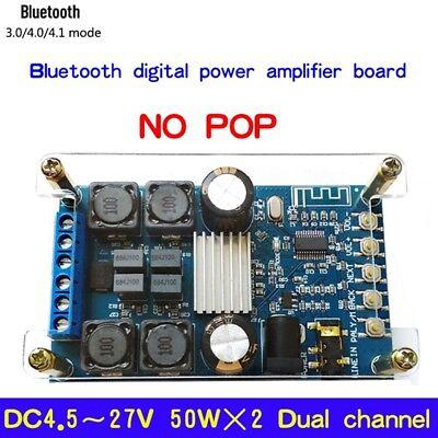 TPA3116D2 50W*2 Digital Power Amplifier Audio AMP Board Module Dual Channel GW