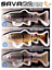 SAVAGE GEAR 3D PRO SERIES PHOTO LINE THRU SWIMBAIT SLOW SINKING SELECT COLOR