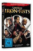 The Man with the Iron Fists - Russell Crowe,Lucy Liu - DVD - Neu u. OVP