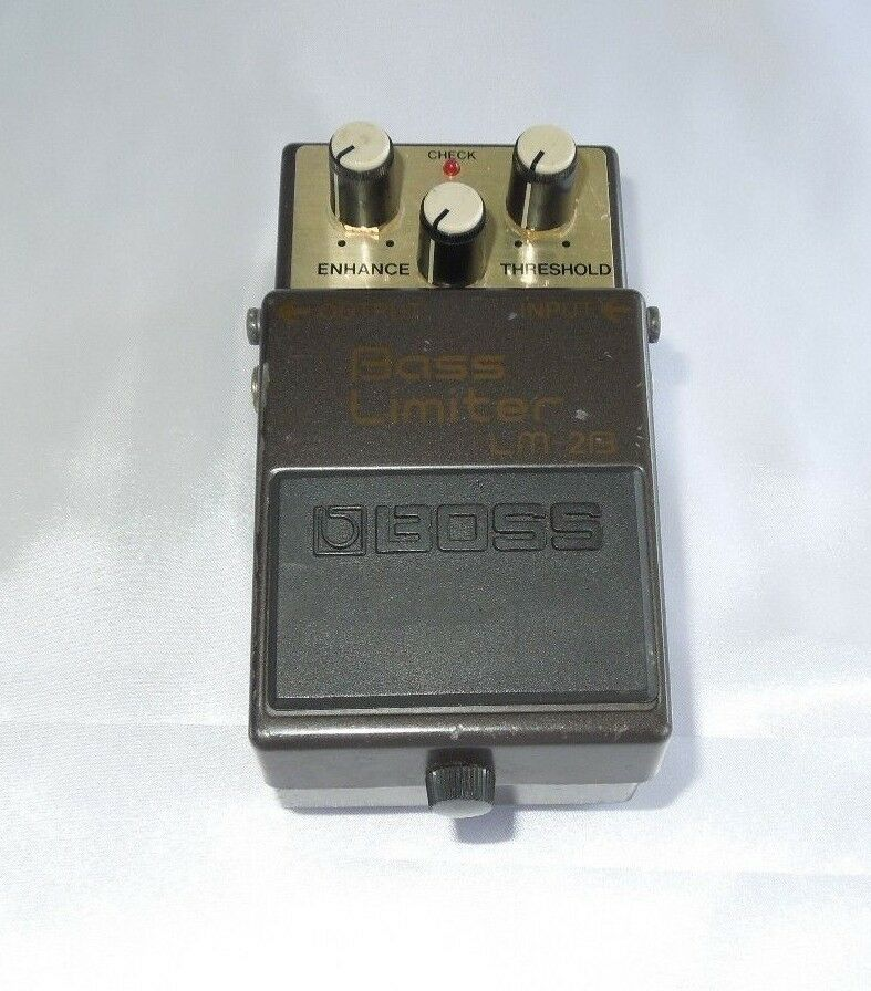 Boss LM-2B (Rare Vintage 1990) Bass Effect Pedal From Japan   2019