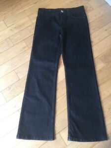 AU STOCK LYAD/'S NAVY RIPPED SKINNY JEANS DENIM PUNK TROUSERS PENCIL PANTS P051