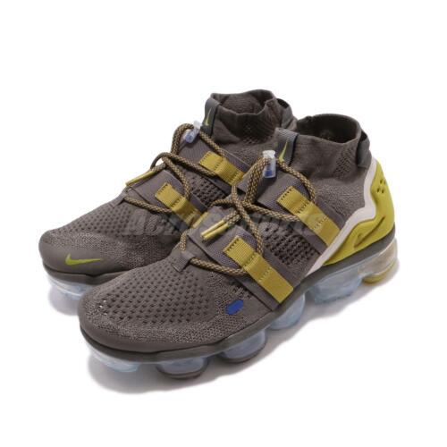 Nike Air Vapormax FK Utility Flyknit Ridgerock Peat Moss Men Shoes AH6834-200