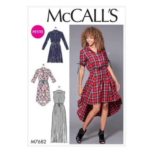 McCalls-7682-M Free UK P/&P McCalls Sewing Pattern 7682 FP