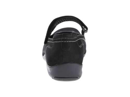 83/% OFF NEW Womens WALKING CRADLES  Bo Black Roughout Leather Retail $165