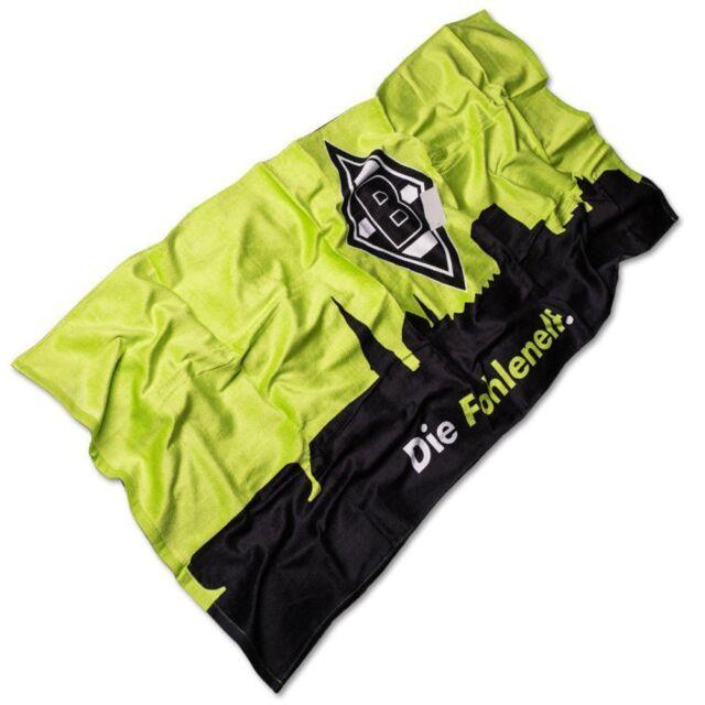 VfL Borussia Mönchengladbach Velourstuch ** Skyline** Duschtuch