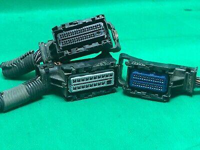 OS WIRING HARNESS PLUGS CONNECTOR 07 SAAB 9-7X AT ECU ECM PCM MODULE  12630457 | eBay