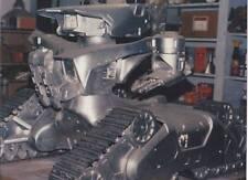 LOT THREE - 20x30 color photo of the TERMINATOR Hunter Killer tank model