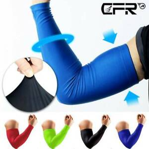 Men Elbow Support Brace Copper Compression Sleeve Joint Fit Arthritis Arm Sports