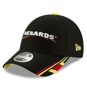 New-Era-Ryan-Blaney-Black-Menards-9FORTY-Snapback-Adjustable-Hat