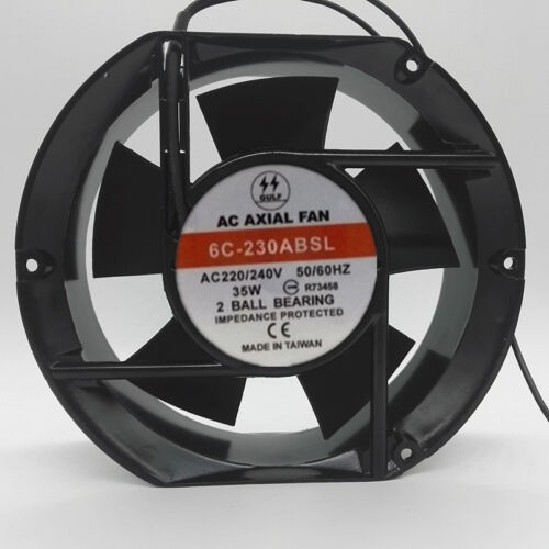 For GULF fan 6C-230ABSL AC220//240V 35W 6C-230ABL cooling fan