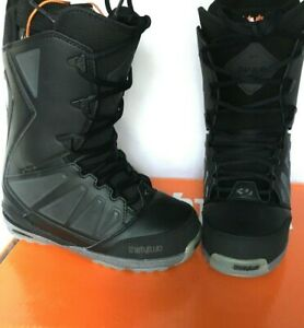 309-32-Lashed-XLT-Mens-Snowboard-Boot-ThirtyTwo-NIB-Size-8-8-5-9-11-11-5-Black