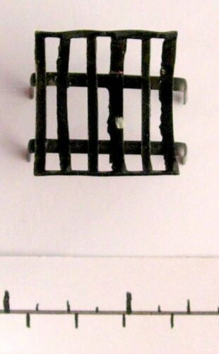 1/12th miniature - Fire grate