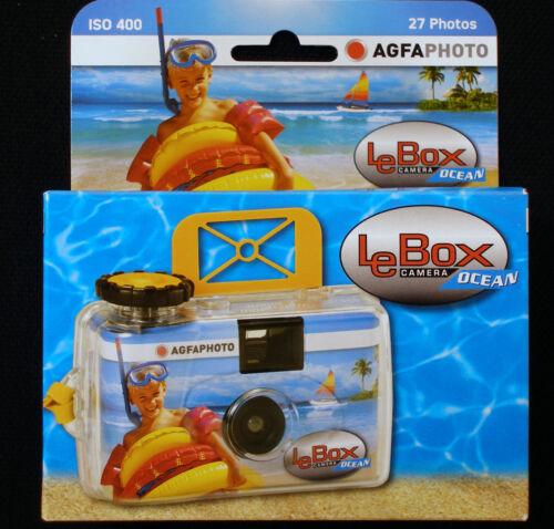 Bajo el agua cámara AgfaPhoto lebox Ocean bajo el agua cámara 2 cámaras