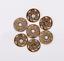 10X-Western-3D-Flower-Turquoise-Conchos-For-Leather-Craft-Bag-Belt-Purse-Decor miniature 17
