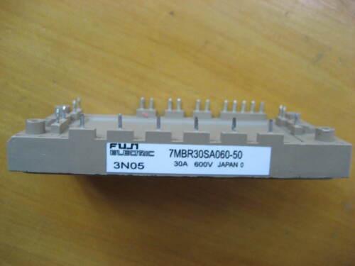 1 pcs 7MBR30SA-060-50 FUJI IGBT MODULE 7MBR30SA060-50