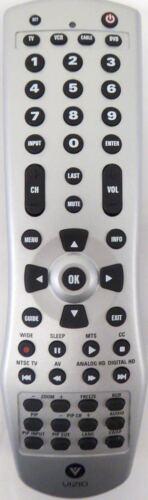 Genuine Vizio VUR5 Universal Programmable TV Remote Control with Backlit Key