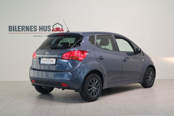 Kia Venga 1,6 CRDi 128 Attraction - billede 1