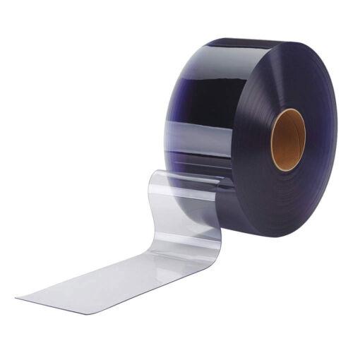 PVC Clear Flexible Door Curtain Stirp Disponible Entrepôt Chambre froide
