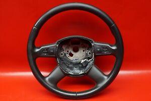Audi-A6-4F-C6-Volante-Multifunzione-Pelle-4-Speichen-4F0419091AH-Nero-GM