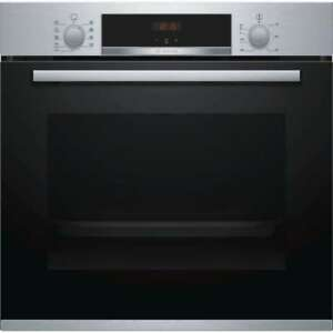 Forno-Bosch-HBA514BR0-da-incasso-Classe-A-Inox-Acciaio-inox