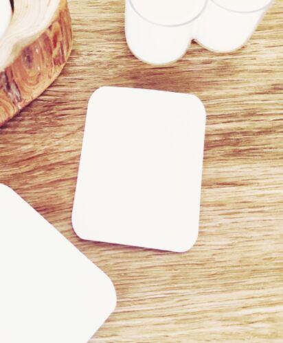 40 x Petit Vide Carte blanche boucle d/'oreille//Broche//Badge Display cartes c.6cm x 4.5 cm