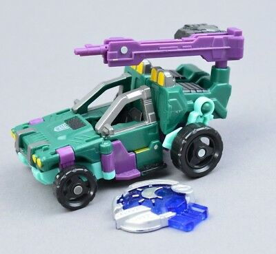 TRANSFORMERS CYBERTRON Hardtop complet Scout