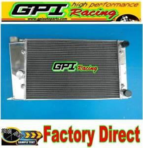 NEW-Aluminum-radiator-VW-GOLF-MK1-CADDY-SCIROCCO-Jetta-GTI-SPEC-1-6-1-8-8V