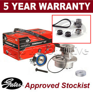 Gates-Timing-Cam-Belt-Water-Pump-Kit-For-Chevrolet-Daewoo-Vauxhall-KP25461XS