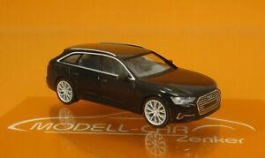 ibisweiß Audi A6 Avant Herpa 420303-1:87 NEU in OVP