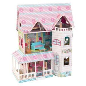 NEW KidKraft Abbey Manor Dollhouse 706943659410