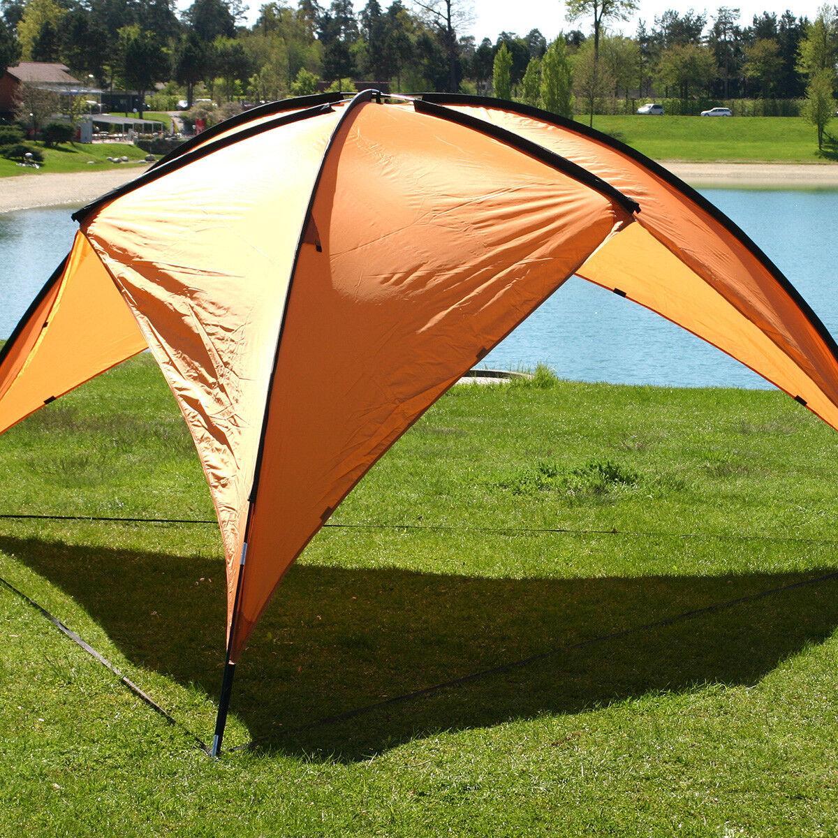 Monti's Malibu, Awning, Beach Tent, Gazebo, Triangle with 4,6m