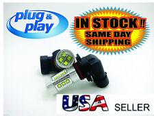 H-10 High Power 80W Cree LED Fog  Bulbs 6000K pair, fits  FORD F-150 2006~2014