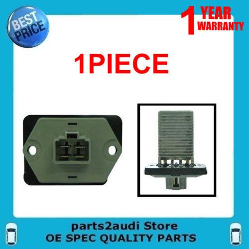 1996-2000 Elantra Blower Motor Resistor