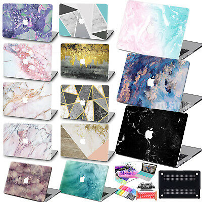 """Marble Painting Hard Case Cover Skin For Macbook Pro Air 11 13/""""15/"""" Retina 12/"""""""