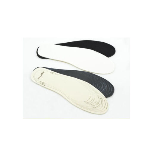 Best Can Be Cut  Sweat Absorbent Breathable Elastic Cloth Latex Insole Newly
