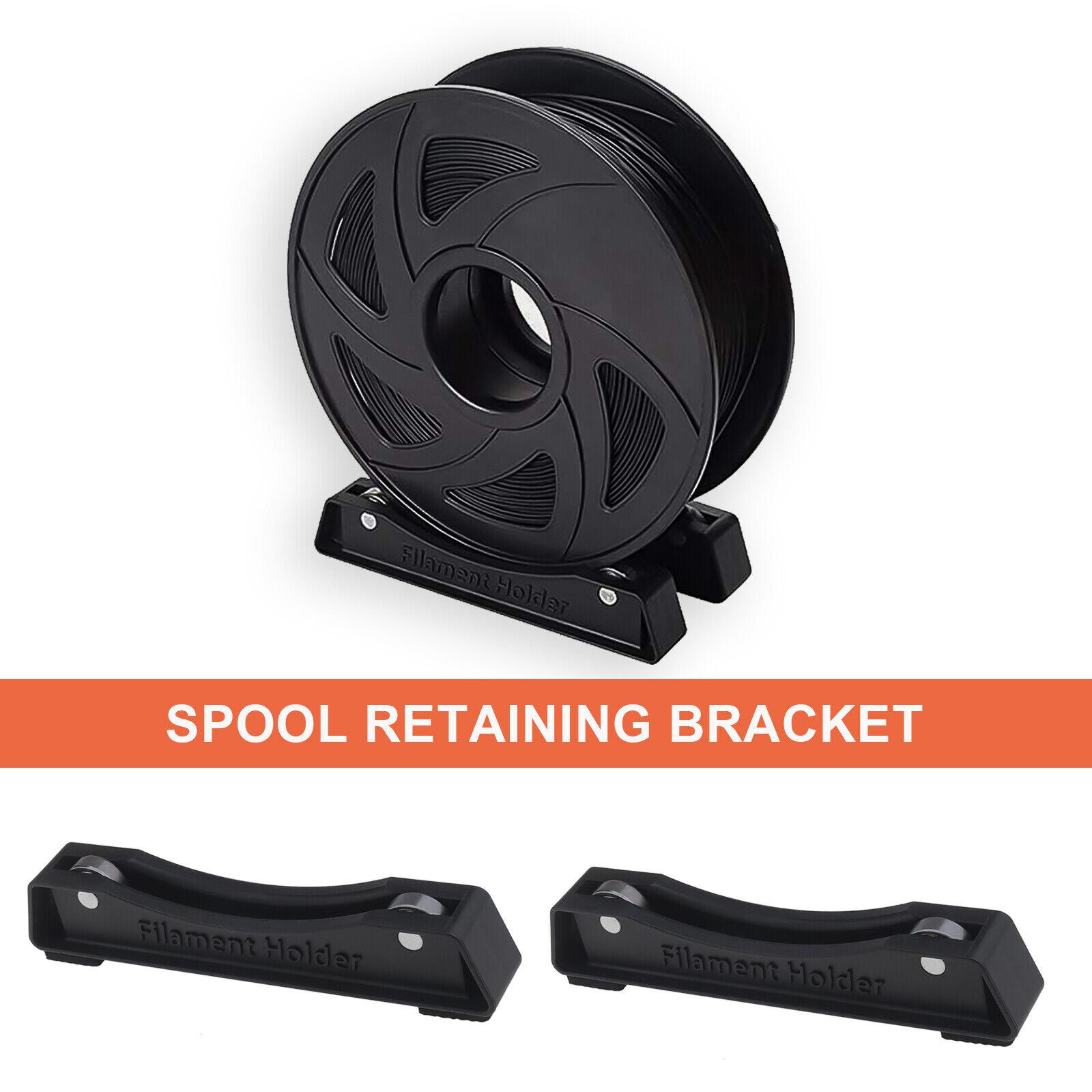 2Pcs Universal Adjustable Filament Mount Rack Bracket for 3D Printer PLA ABS