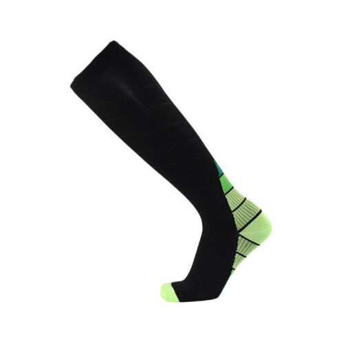 Outdoor Socks Cycling Camping Breathable Sport Socks Knee High Men Solid Cool