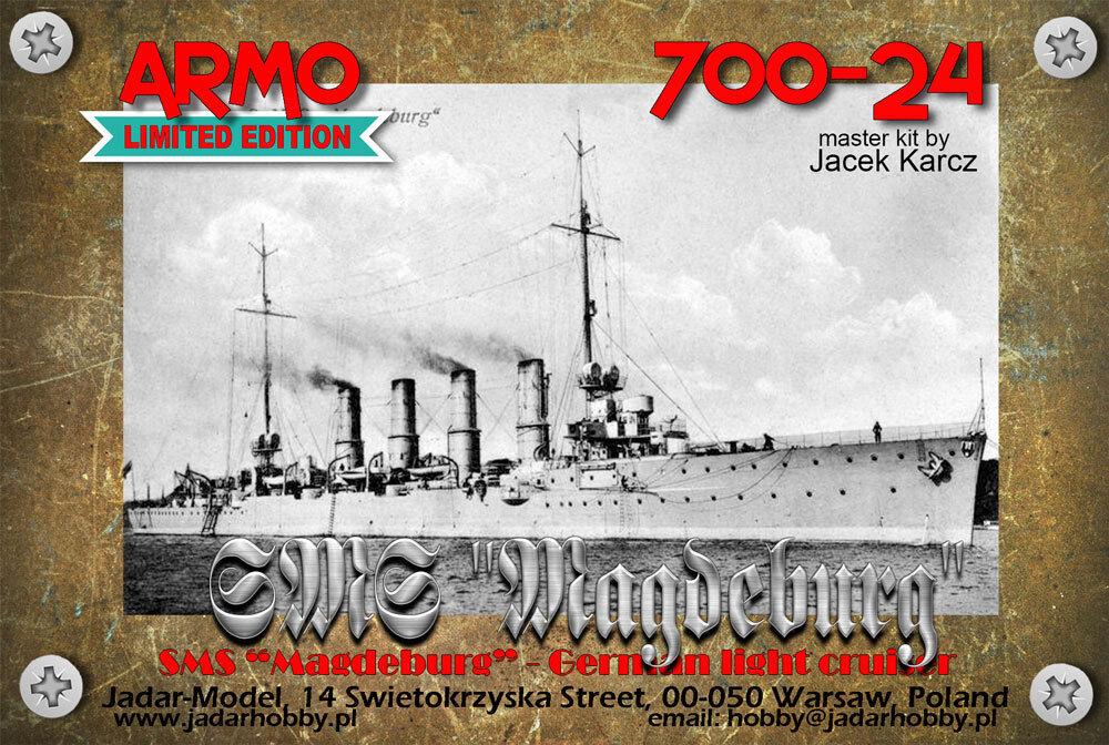 Armo 700-24 1 700 SMS Magdeburg