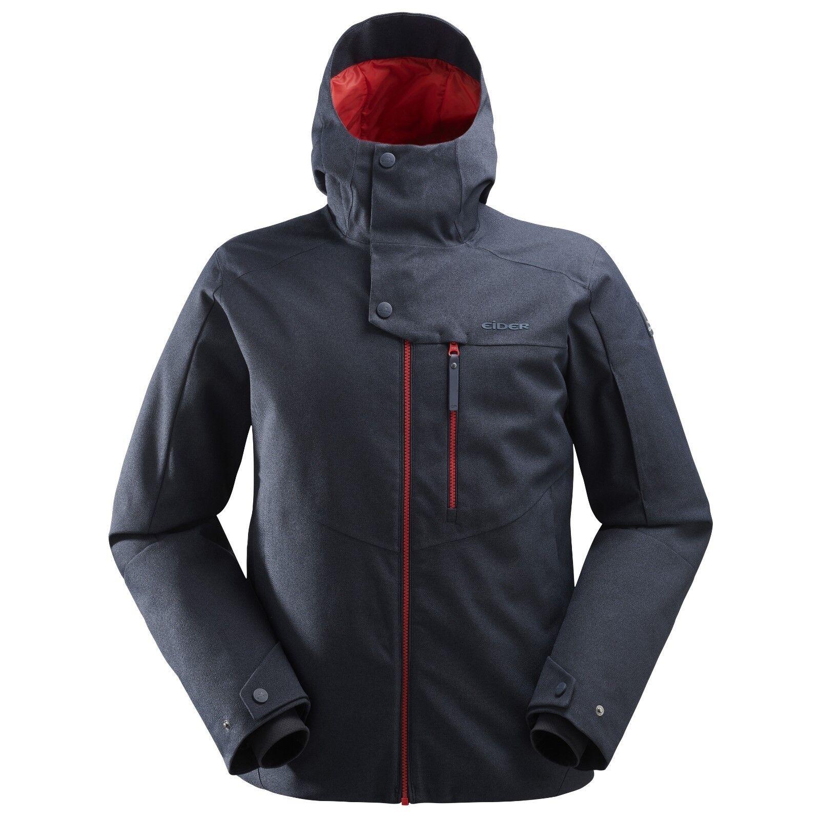 Eider the rocks 2.0 Jacket Men mtex para caballeros  invierno chaqueta Dark Night  el mas de moda