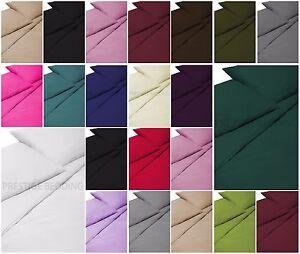300-fili-2-x-casalinga-federa-elegante-100-Cotone-Egiziano-COPPIA-Pack