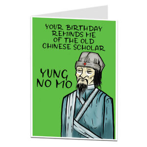 Birthday Card Funny Age Joke Perfect For 30th 40th 50th 60th Women