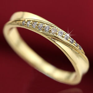 18K-GOLD-GF-INFINITY-TWISTED-PAVE-SIMULATED-DIAMOND-ENGAGEMENT-WEDDING-BAND-RING