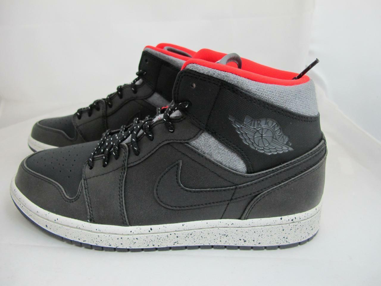 NEW Homme NIKE AIR JORDAN 1 MID 811124-035